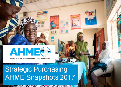 AHME Strategic Purchasing